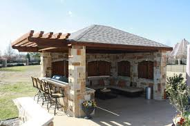 outdoor kitchen pavilion designs. outdoor kitchen contractor tomball pavilion designs z