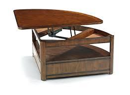 wellington lift top coffee table pie shaped lift top coffee table wellington lift top coffee table