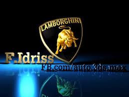 lamborghini logo wallpaper 3d. transportation objects ar auto line glass luxury closeup isolated lamborghini logo wallpaper 3d