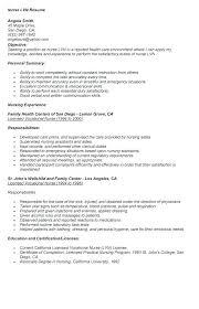 Lpn Resume Examples Create My Resume Lpn Resume Sample Objective