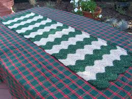 Crochet Table Runner Patterns Easy Cool Ideas