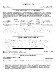 Account Manager Resume Template Want It Download It Watch Out