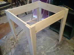 large size of making a wood table or diy wood table saw fence with building a