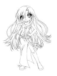 Small Picture Catchy Manga Coloring Pages Manga Coloring Pages Image 6 Ppinewsco