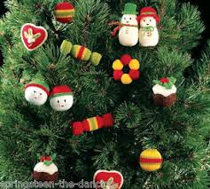 Jean Greenhowe Christmas Tree Decorations