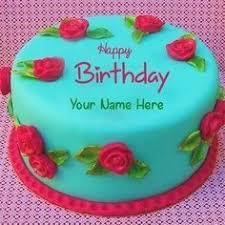 Write Text Birthday Cake Sister Best Wishes Birthdaycakefordaddyga
