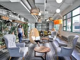 Google New York Office Design