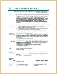 Free Nursing Resume Examples Resume Resume Designs