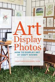 Art Show Display Stands