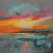 enochliew paintings by scott naismith abstraction of the scottish landscape