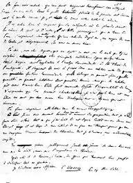 「1832 – évariste galois letter」の画像検索結果