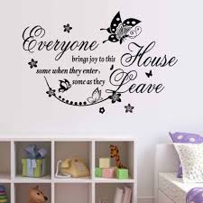 wall art ideas design everyone writing wall art house leave compare prices aliexpress remarkable bring joy to home pvc decor writing wall art home style  on wall art writing decor with wall art ideas design everyone writing wall art house leave