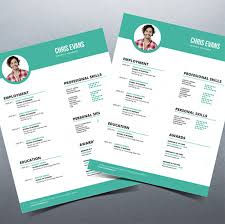 Attractive Resume Templates 30 Free Beautiful Resume Templates To Download  Hongkiat Templates