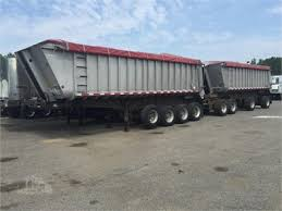 truckpaper com end dump trailers for 2843 listings page 55 1999 fruehauf super train at truckpaper com