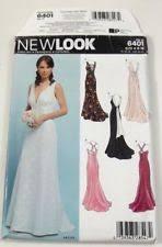 Simplicity Wedding Dress Patterns Beauteous Simplicity Wedding Dress Sewing Patterns For Sale EBay