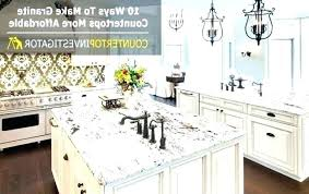 Granite Countertop Prices Installed Lowes Granite Countertop Prices  Installation ...