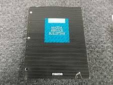 rx manual 1993 mazda rx 7 original factory technical service bulletin manual