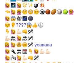 Emoji Lyrics Of Fight Song By Rachel Platten