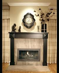 Fireplace Mantel Decor With Mirror Ideas Tv