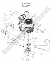 2015 stand on engine kawasaki fx 730v diagram position number sku product title price