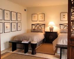 Outstanding Twin Bedroom Ideas Twin Bed Guest Room Home Design Ideas  Pictures Remodel And Decor