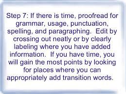 steps to writing the critical lens essay 7