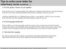 Best Solutions Of Cover Letter Trainee Vet Nurse For Veterinary
