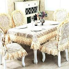 round kitchen tablecloths fabric table covers cushions set tablecloth oblong cloth b country woven kit
