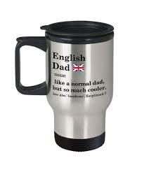 Amazoncom English Dad Definition 14 Oz Stainless Steel Travel