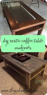 2483 best pallets reclaimed wood images on and gorgeous glass coffee table makeover view