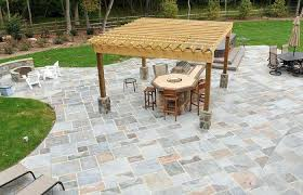 Diy Concrete Patio Ideas Patio Garden Medium Size Concrete Patio