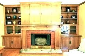 mission style fireplace mantel craftsman mantels shelf