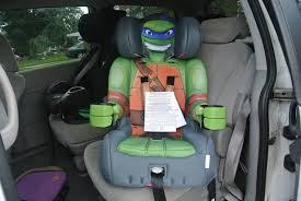 teenage mutant ninja turtles car seat from kids embrace