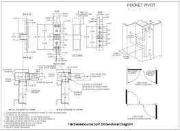 Swing Hinges Pocket Pivot Hinge Harmon Hinge Hardwaresourcecom