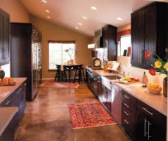 Contemporary Galley Kitchen Design By Decora Cabinetry ...