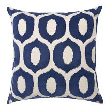 decorative pillows  janet kain for the home