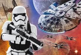 Trefl Puzzle S Tetováním Star Wars 50 Dílků
