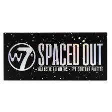 Spaced Online W7 Spaced Out Eye Shadow Palette