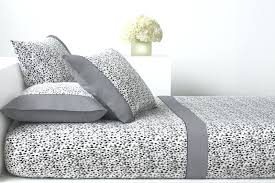 black and white cheetah print bedding black and white leopard print bedding