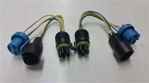 headlight adapter 92 04 ford f250 f550 92 03 ford f150 03 05 Hiniker Plow Wiring Harness hiniker snow plow wire harness hiniker snow plow wiring harness