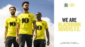 Blackburn rovers 1995/1996 away football shirt jersey asics size xxl adult. Rovers Unveil 2018 19 Away Kit News Blackburn Rovers