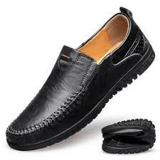 Men's shoes summer shoes men's Korean trend youth leather ... - Vova