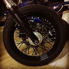 plasti dip painted wheel