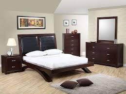 contemporary black bedroom furniture. Beautiful Furniture Solid Wood Black Bedroom Furniture This 5 Piece Set Features A  Popular Contemporary Design Intended U