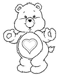 Small Picture 68 best Care Bear Tenderheart Bear 4 images on Pinterest Care