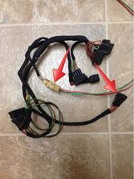 vwvortex com 92 g60 ac delete and radiator fan wiring questions i have this harness not my arrows