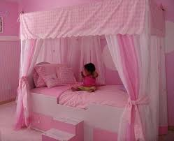 Little Girl Canopy Bed Little Girl Beds Fun Girls Beds Canopy For ...