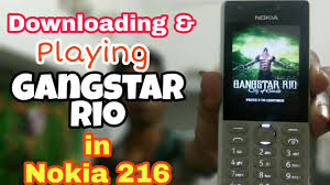 Fair use is a use copyright statute that might otherwise be infringing. Downloading Playing Gangstar Rio In Nokia 216 In Hindi Youtube