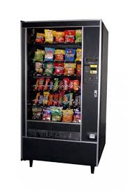 Monster Vending Machines Inspiration Automatic Products Model 48 Snack Machine