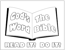 Free Printable Bible Coloring Pages For Children Christian Kids Best